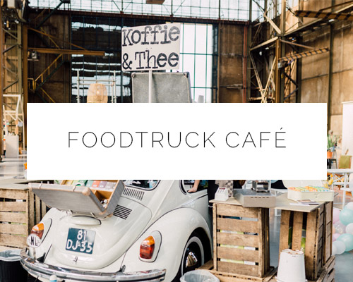 Foodtruck cafe
