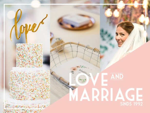 Love and Marriage Beurs tickets