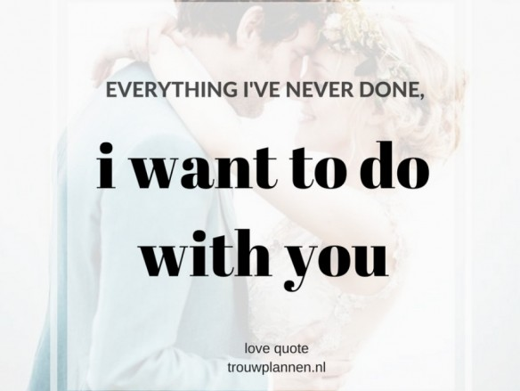 love quote do with you
