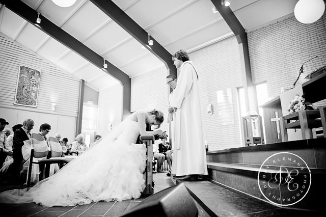 kerkdienst trouwen