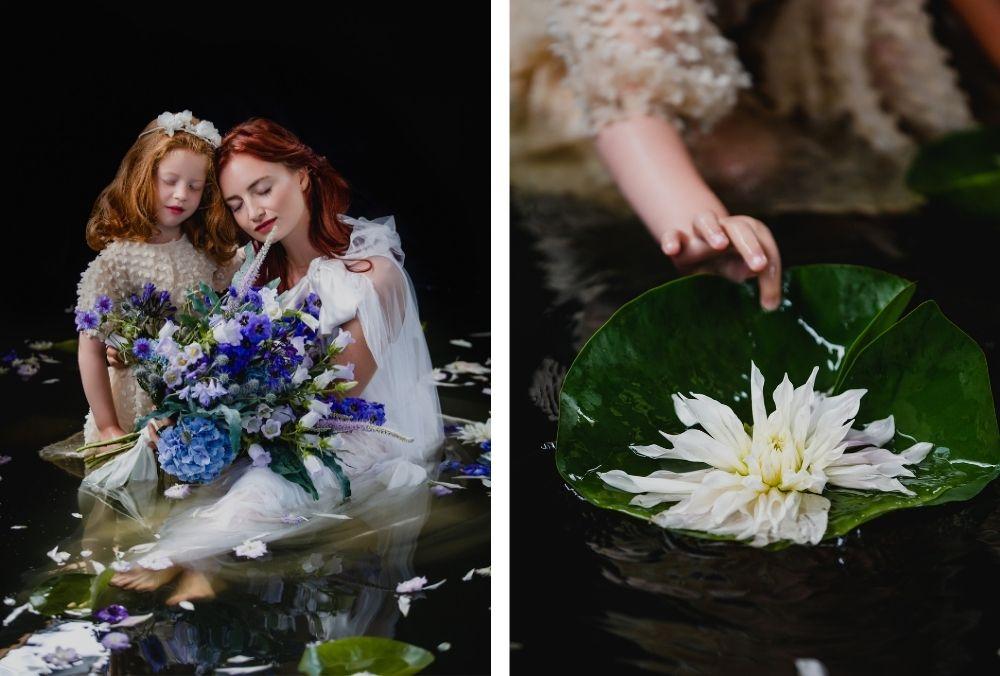 styled shoot Ophelia bridal shoot