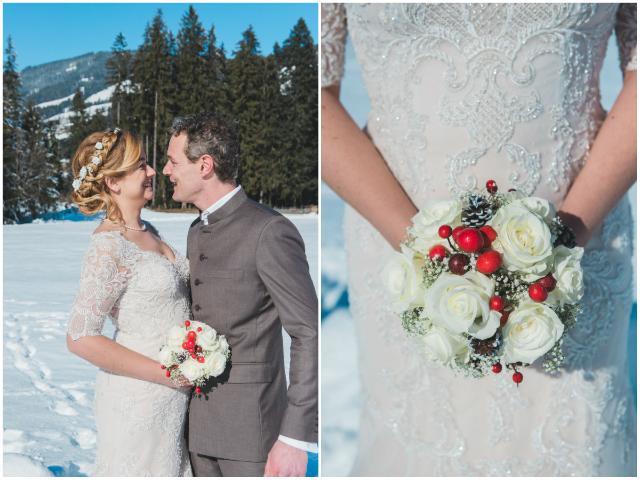 shoot bruidsboeket