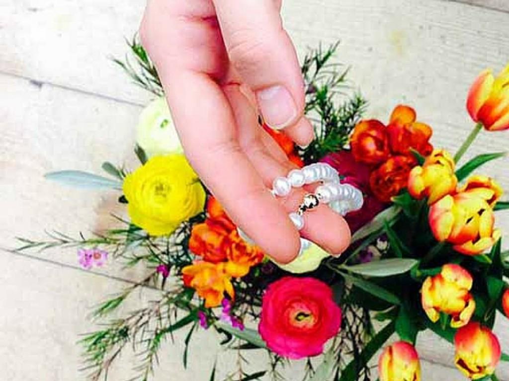 Sieraden bruid