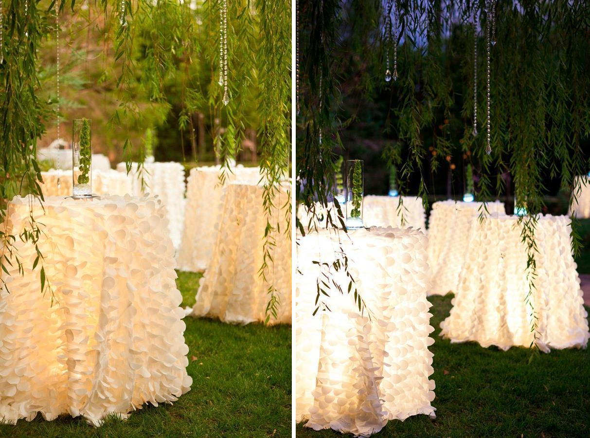 Kleed Voor Statafel.Decoratie Voor Je Statafels Op Je Bruiloft