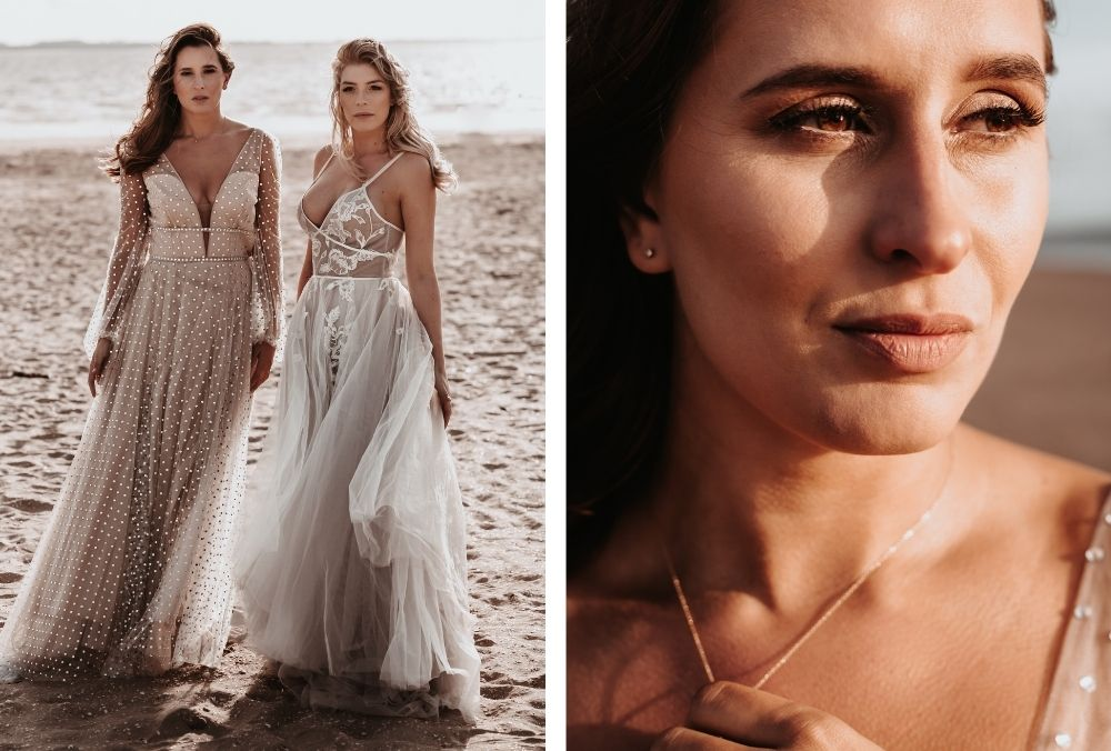 styled wedding shoot sandy moody tones anders dan anders
