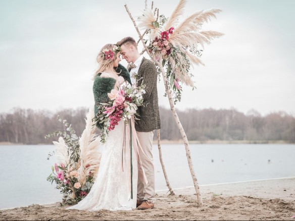 styled shoot: bohemian chic