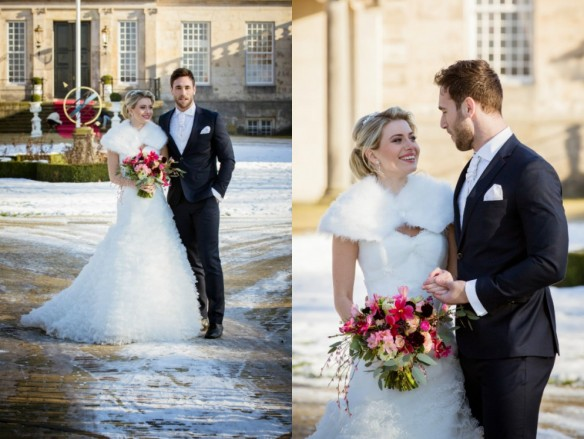Styled shoot royal wedding