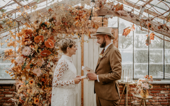 the arts of weddings and events