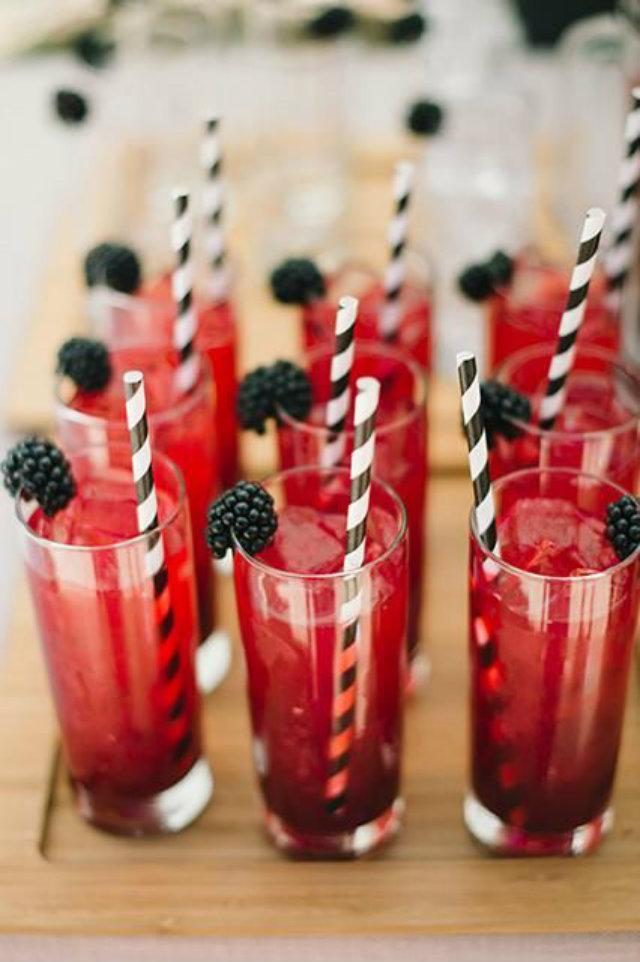 rode drankjes