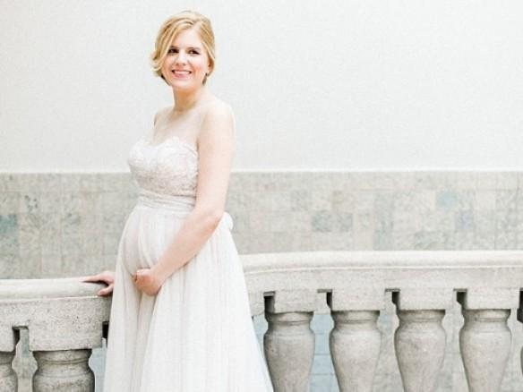 Tips voor de zwangere bruid