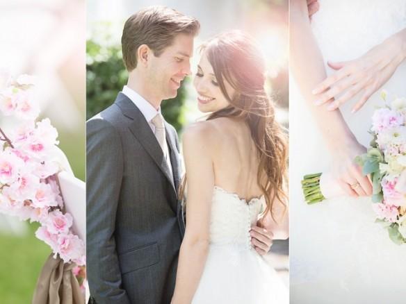 Liefdesmomenten Bruidsfotografie