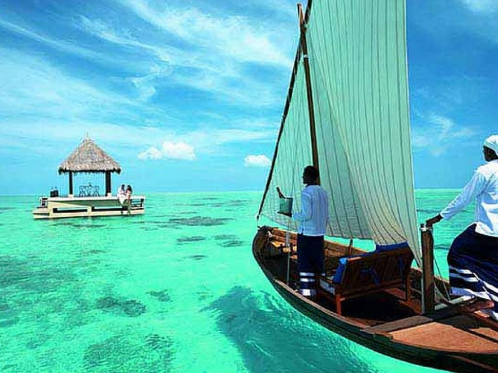 Top 10 romantische eilanden om te trouwen