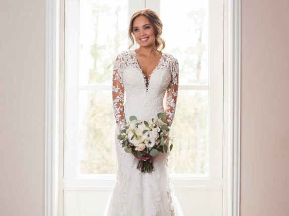 Top Winter Wedding Dresses