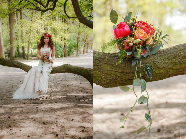 styled shoot soft & sweet