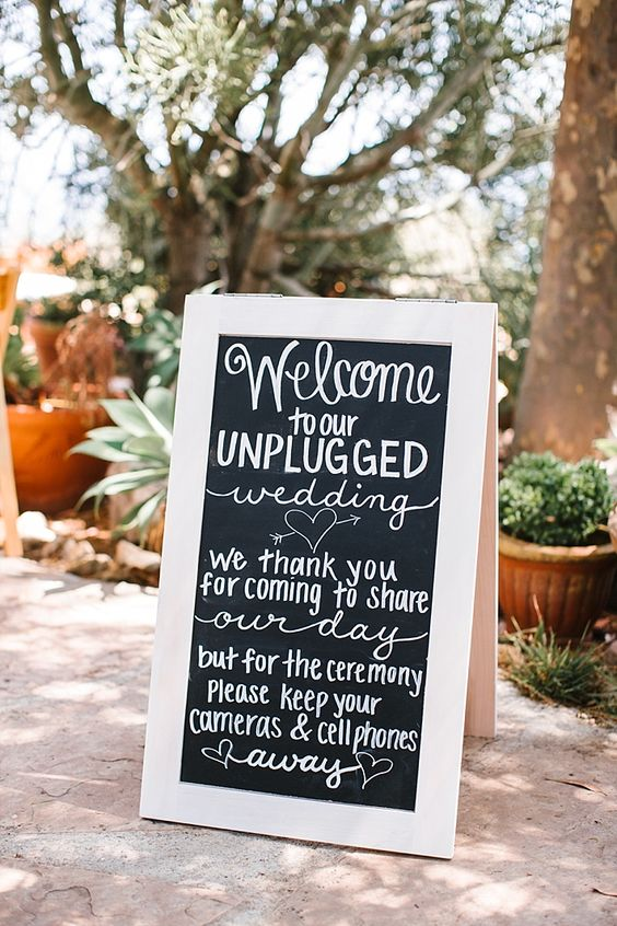 unplugged-wedding