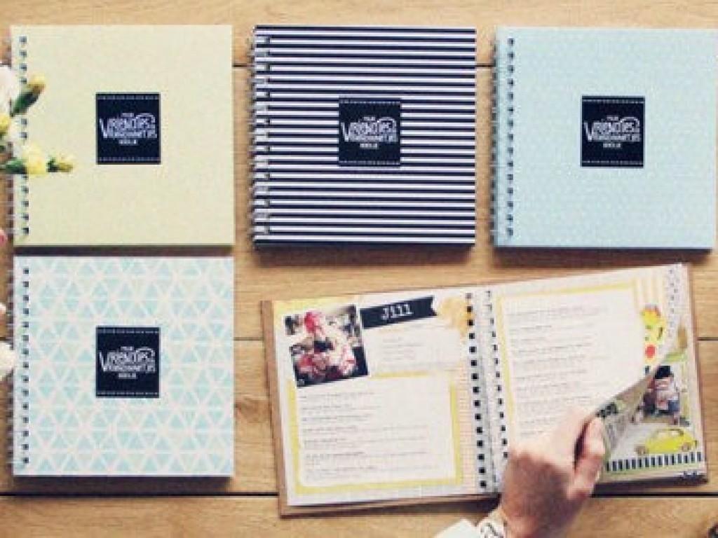 Vriendenboekje voor je bruiloft