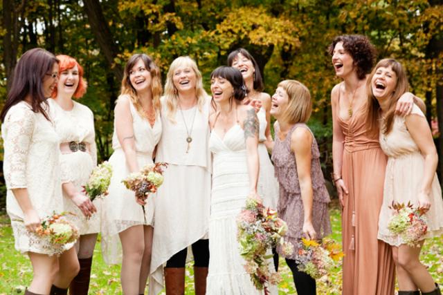 Bruiloft Etiquette Voor De Gasten