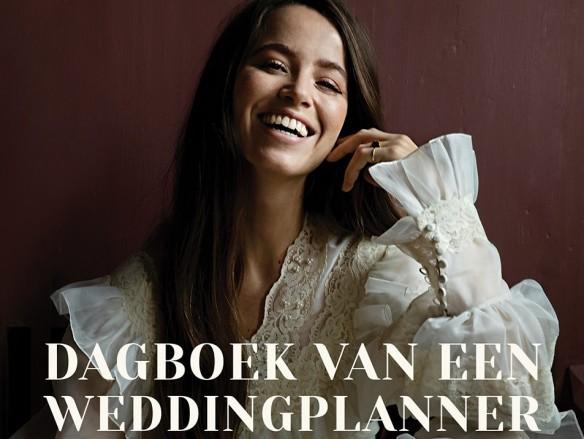 Winnen dagboek van weddingplanner
