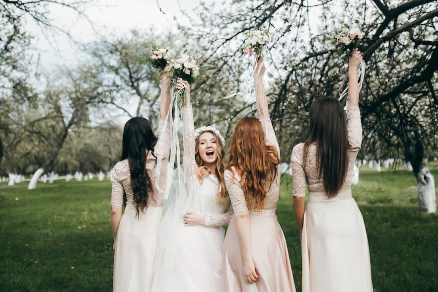 De gastenlijst samenstellen bridesmaids Trouwplannen-nl