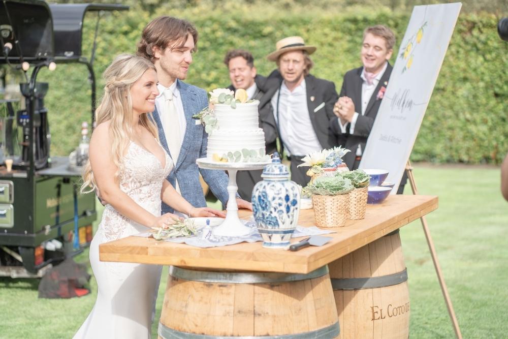 Italiaanse bruiloft in Nederland italiaanse bruiloft la dolce vita op eigen bodem
