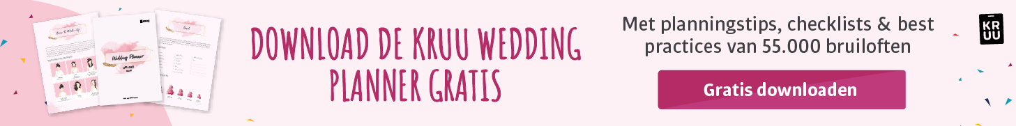 Gratis wedding planner PDF download KRUU
