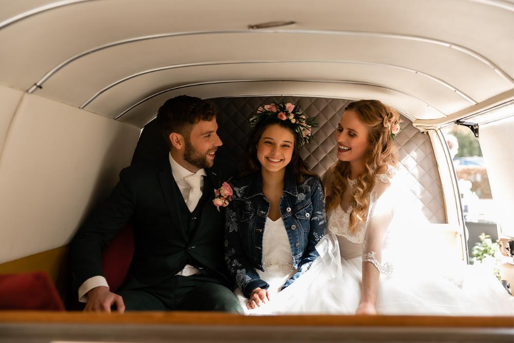 romantische lente bruiloft bij oud klooster 16
