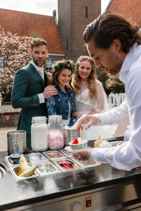 romantische lente bruiloft bij oud klooster 63