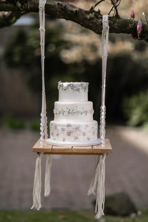 romantische lente bruiloft bij oud klooster 64