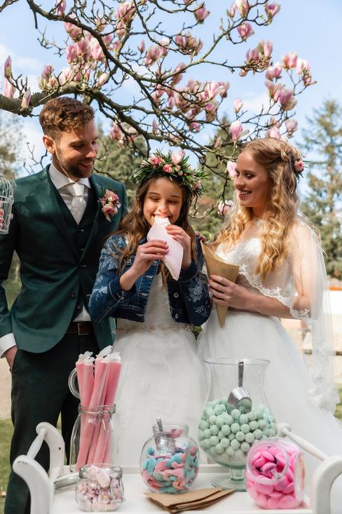 romantische lente bruiloft bij oud klooster 66