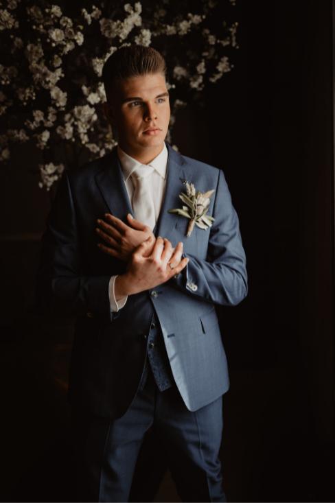 styled shoot stijlvolle bruiloft touch of gold copyright Dyonne Fotografie 18