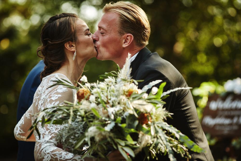 wanneer elkaar voor het eerst zien bruiloft - Przemek Bialek Fotografia